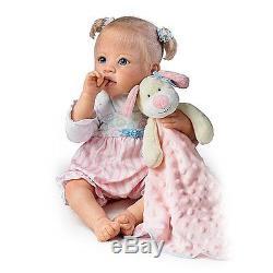 Baby Doll Sleepytime Emma Baby Doll by Ashton Drake