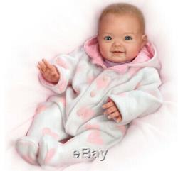 Baby doll Poseable Weighted Life-Like by Ashton Drake