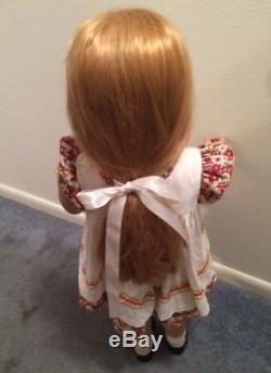 Beautiful Ashton Drake Galleries Patti Playpal Doll Original Dress
