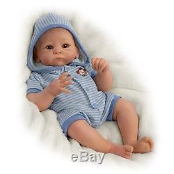 Benjamin So Truly Real 17 Baby Doll by Ashton Drake new NRFB