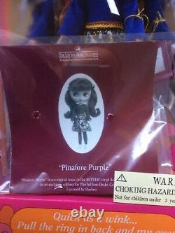 Blythe Ashton-Drake Pinafore Purple NIB Doll