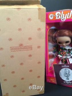 Blythe Doll Flower Power 1st Issue Ashton Drake Galleries