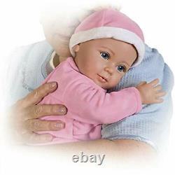 Bradford Exchange Ashton-Drake So Truly Real Kayla The Comfort Baby Doll