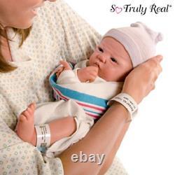 Bradford Exhange Ashton-Drake Welcome to the World Baby Girl Dol