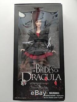 Brides of Dracula Mina Doll Integrity Toys Ashton Drake Couture Fantasy 2010
