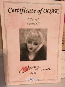Catya Ashton Drake Tonner Gene Madra Repaint by Joy on Antoinette Body WOW