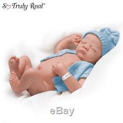 Charlie Ashton Drake Lifelike Baby Doll by Linda Webb 22 inches