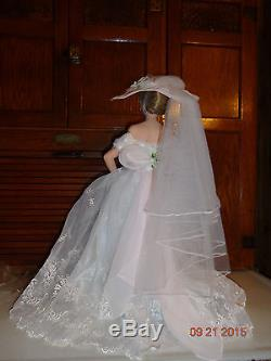 Charlotte 1608A Ashton-Drake Galleries Brides of the South Collection