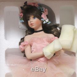 Cheri, 13.25 Ballerina Doll by Cindy McClure Ashton-Drake