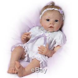 Chloe's Look of Love Ashton Drake Doll By Linda Murray 22 inches