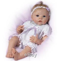 Chloes Look Of Love So Truly Real Touch-Activated Lifelike Baby Doll by The