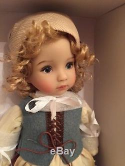 Cinderella Doll By Dianna Effner. MDCC-2017. NRFB. & MORE