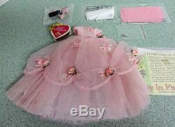 Clea Bella Pretty in Pink Fits Gene NO DOLL Complete