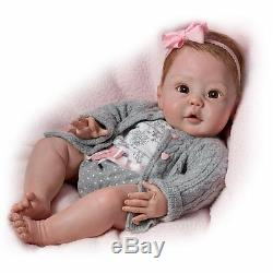 Cuddly Coo Interactive Baby Doll That Actually Coos The Ashton-Drake Galleries