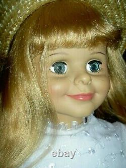 DADDY'S GIRL DOLL 42 INCH (IDEAL) PLAYPAL SIZE by Ashton Drake (all original)