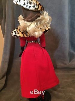 DAE Charmed Traveler Outfit on Gene Doll