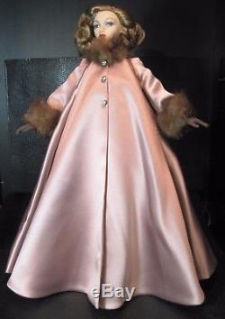 DAE Originals Stunning Opera Gala Silk and Lace Gown & Cloak Fits Gene JamieShow