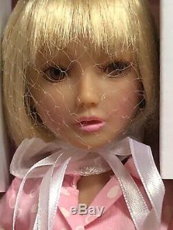 Delilah Noir Its 10 Oclock 16 Bjd Ball Jointed Ashton Drake Doll Nib