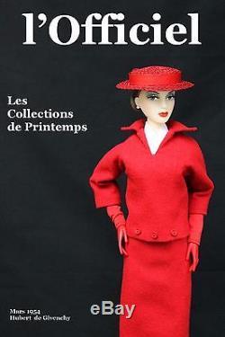 Designer Inspired Suit Gene Tyler 16 Poppy Parker