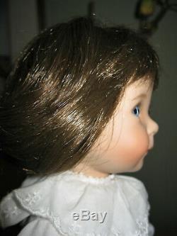 Dianna Effner 15 porcelain Bedtime Jenny doll for Ashton Drake Galleries