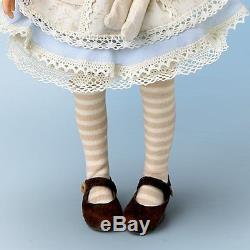 Dianna Effner Alice The Alice In Wonderland-Inspired Child Doll by Ashton