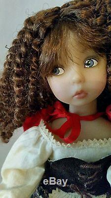 Dianna Effner, Ashton Drake, 12 Red Ridinghood, bjd resin doll