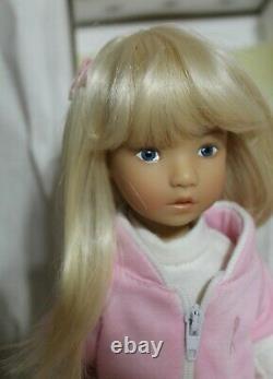 Dianna Effner Ashton Drake 12 Sisters Walk for the Cure vinyl BJD doll