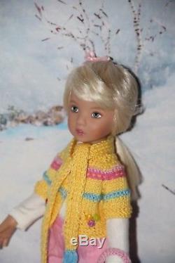 Dianna Effner Ashton Drake 12 doll vinyl BJD -Customized -Little Darling Friend