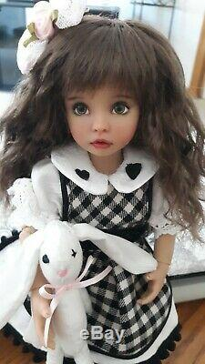 Dianna Effner Ashton Drake Alice Repaint bjd gorgeous doll with Extras! Must See