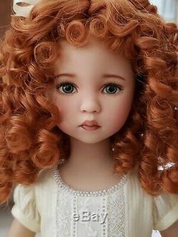 Dianna Effner Ashton Drake Mary Mary Doll Painted By Helen Skinner