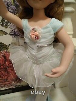 Dianna Effner Doll Samantha's Easter Ballet Recital Ashton Drake 15