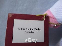 Dianna Effner Walk for the Cure 12 All Vinyl Ball-Jointed Doll Ashton Drake
