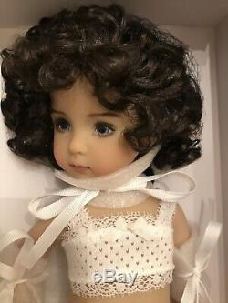 Dianna Effner doll and Painted by Well known Geri Uribe. Precious