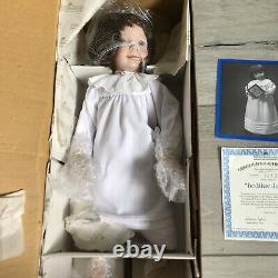 Dianna Efforn Ashton Drake Galleries Porcelain Doll COA Bedtime Jenny 15 Rare