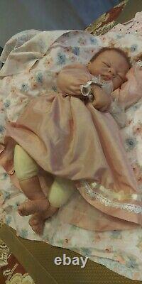 Discontinued Ashton Drake Emily Doll Reborn Baby