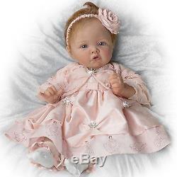 Disney Pretty As A Princess Baby Doll by Ashton Drake New