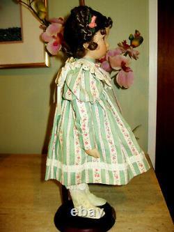 EMILY Dianna Effner Classic Collection for Ashton Drake 16 porcelain/cloth doll