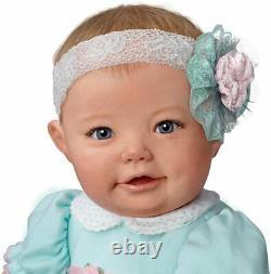 Emerie Baby Doll by Artist Ping Lau Ashton Drake Cutest Baby Contest Winner