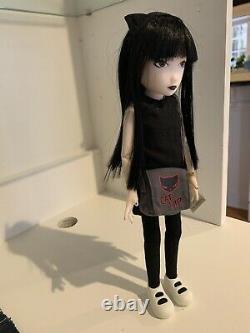 Emily The Strange Ball Jointed Doll From Ashton Drake