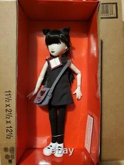 Emily The Strange Doll Ashton Drake Collection Rare! New Open Box Rare Rare