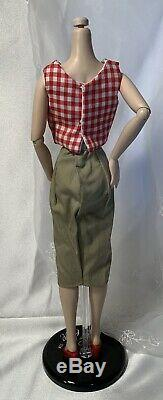 Essentially Gene Marshall Rouge Integrity Toys Plus Extra Candi Outfit