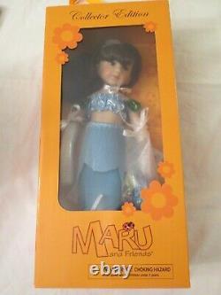 Fairytale Little Mermaid Poppy Maru and Friends Mini Pal 13 Doll Dianna Effner