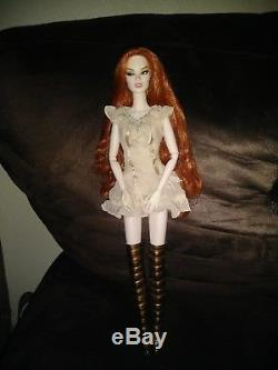 Fashion Royalty Lucy from Brides of Dracula Ashton Drake/Integrity Doll Red Hair