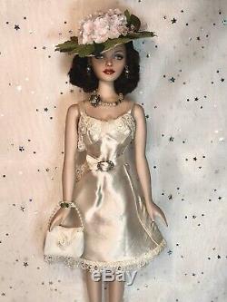 GENE OOAK Repaint by N. Cruz Classic Doll HEDY LAMAR Nude Doll