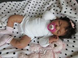 GOLDILOCKS- Reborn baby GIRL Doll ASHTON DRAKE