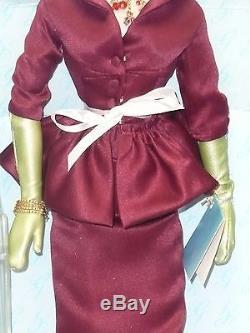 Gene Doll, City Slicker Zeta withTag, Box Signed by Mel Odom