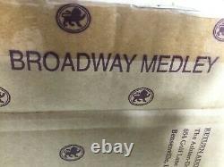 Gene Doll Mel Odom Broadway Medley 1998 Convention Doll MIB Signed Certificate