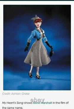 Gene Doll in Shipper Factory Sealed from closed Doll Shop My Heart's Song