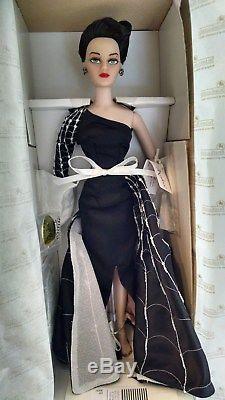 Gene Fashion Doll Madra as Black Widow from Ashton Drake NRFB