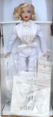 Gene Film Fatale Special Ed Pre-release Qc Sample Doll Mel Odom Ashton Drake Nib